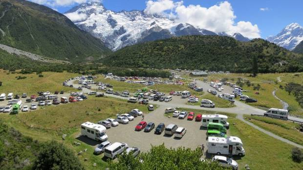 Caring for New Zealand as tourism grows